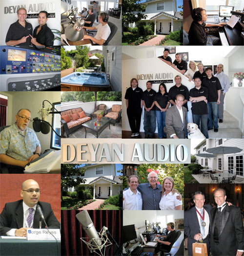 Deyan Audio Services Tarzana Ca 818 343 6131